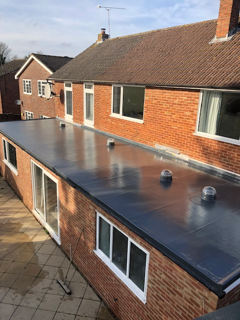 Flat roofing Canterbury